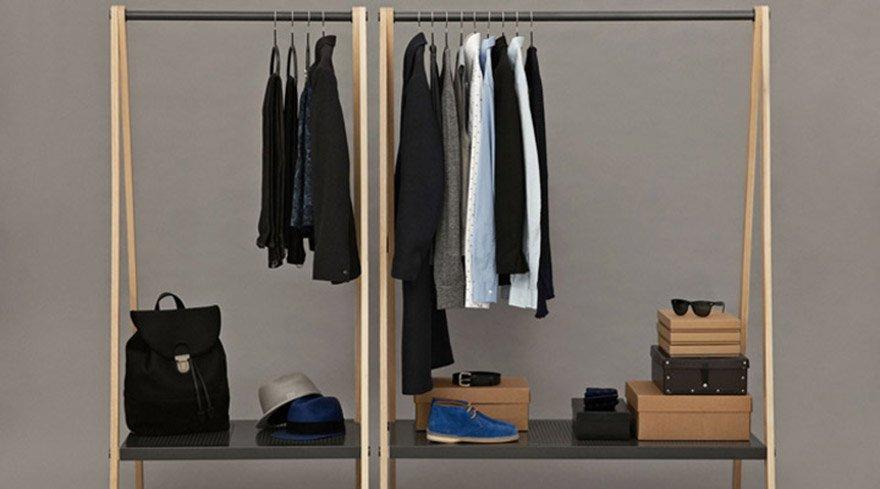Norman Clothes Rack
