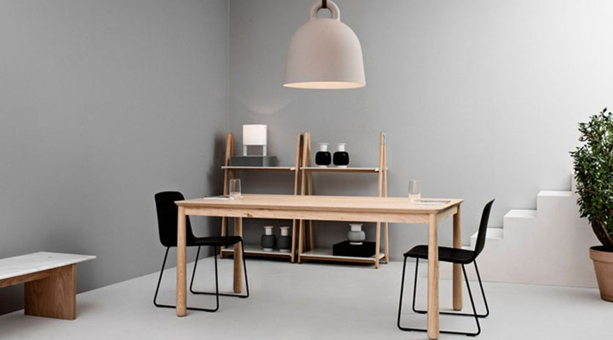 Bop Table Dining Tables Normann