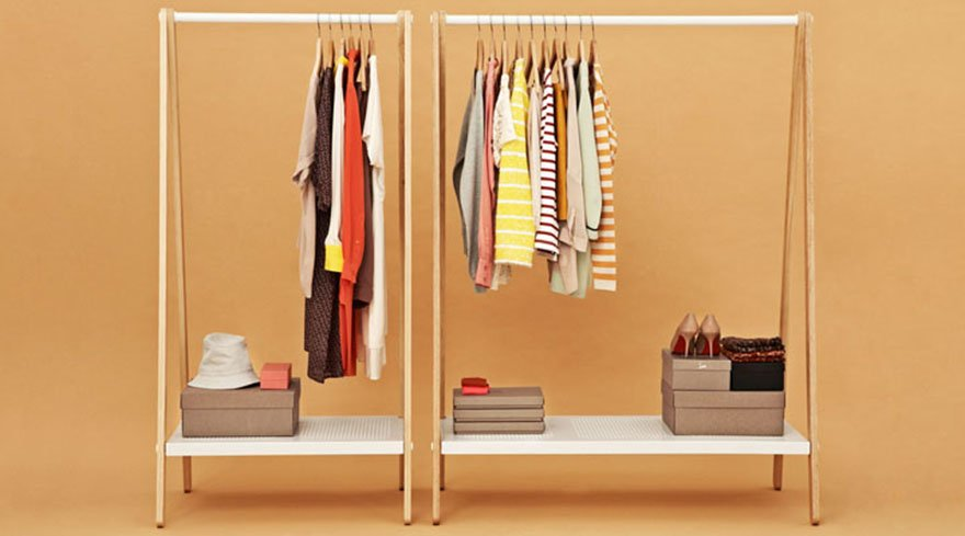Toj Clothes Rack