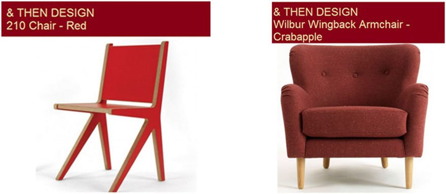 Marsala Chairs