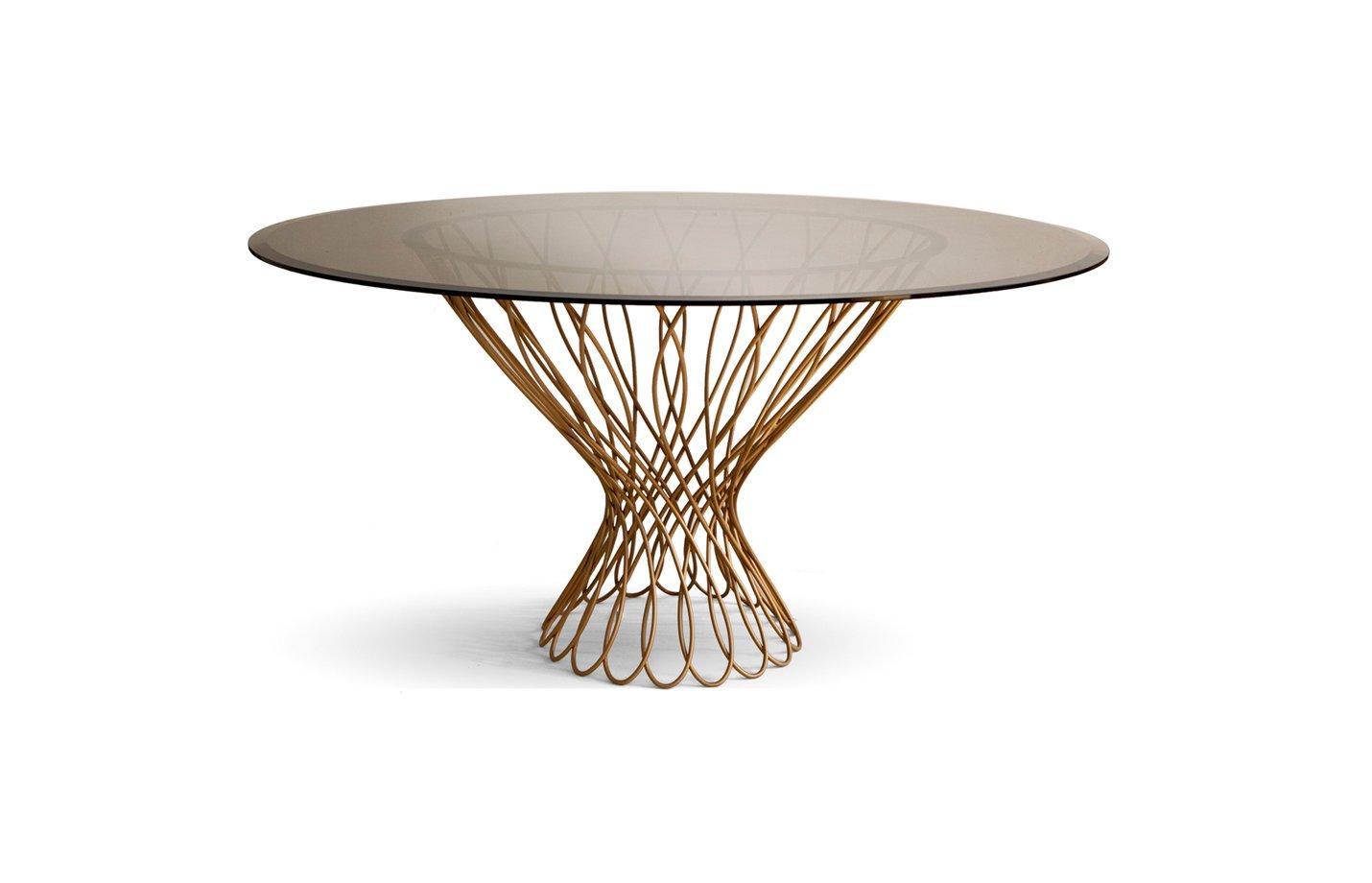 Allure table – Bronze