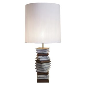 Apache table lamp - White