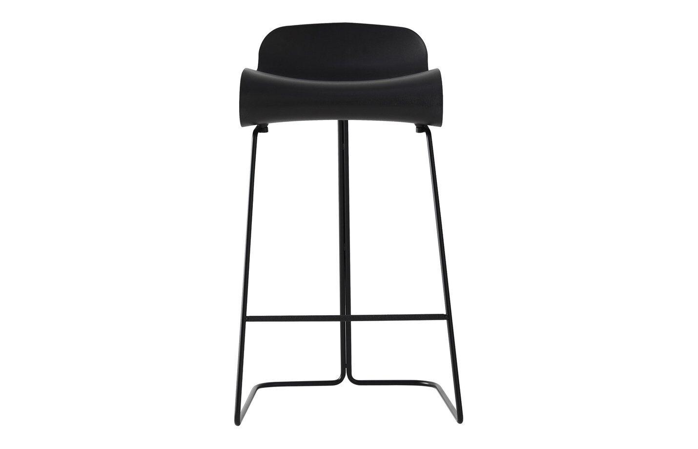 BCN-Slide-base-bar-stool-medium-black