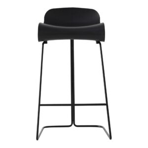 BCN-Slide-base-bar-stool-medium-black
