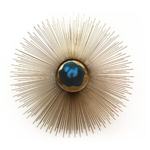 Brilliance wall light - Blue