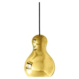 Calabash pendant light - Gold