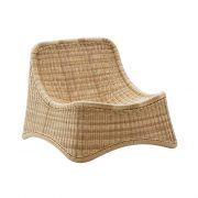Chill lounge – Alu-Rattan