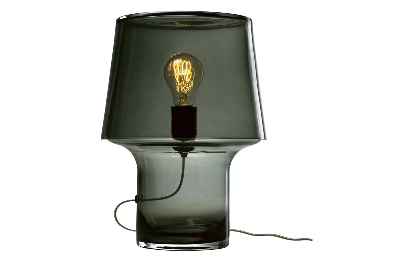 Cosy in grey table lamp – Grey