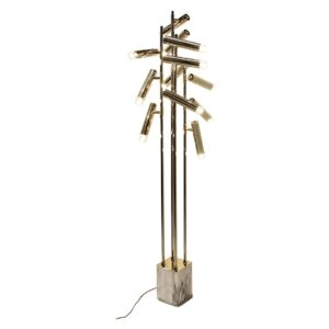 Cypres floor lamp - Gold