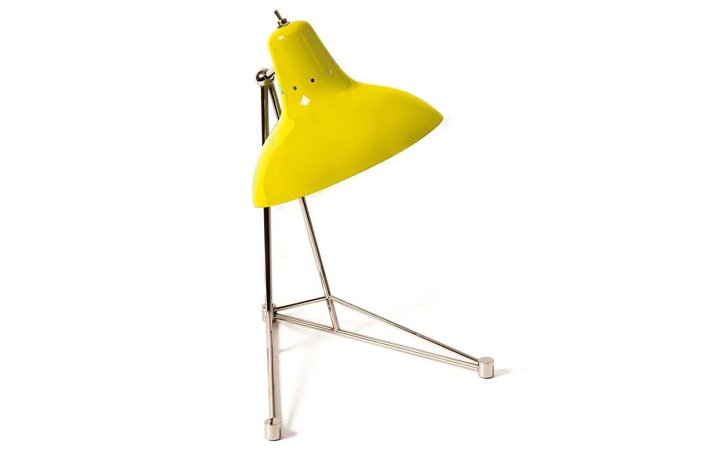 Diana table lamp – Yellow