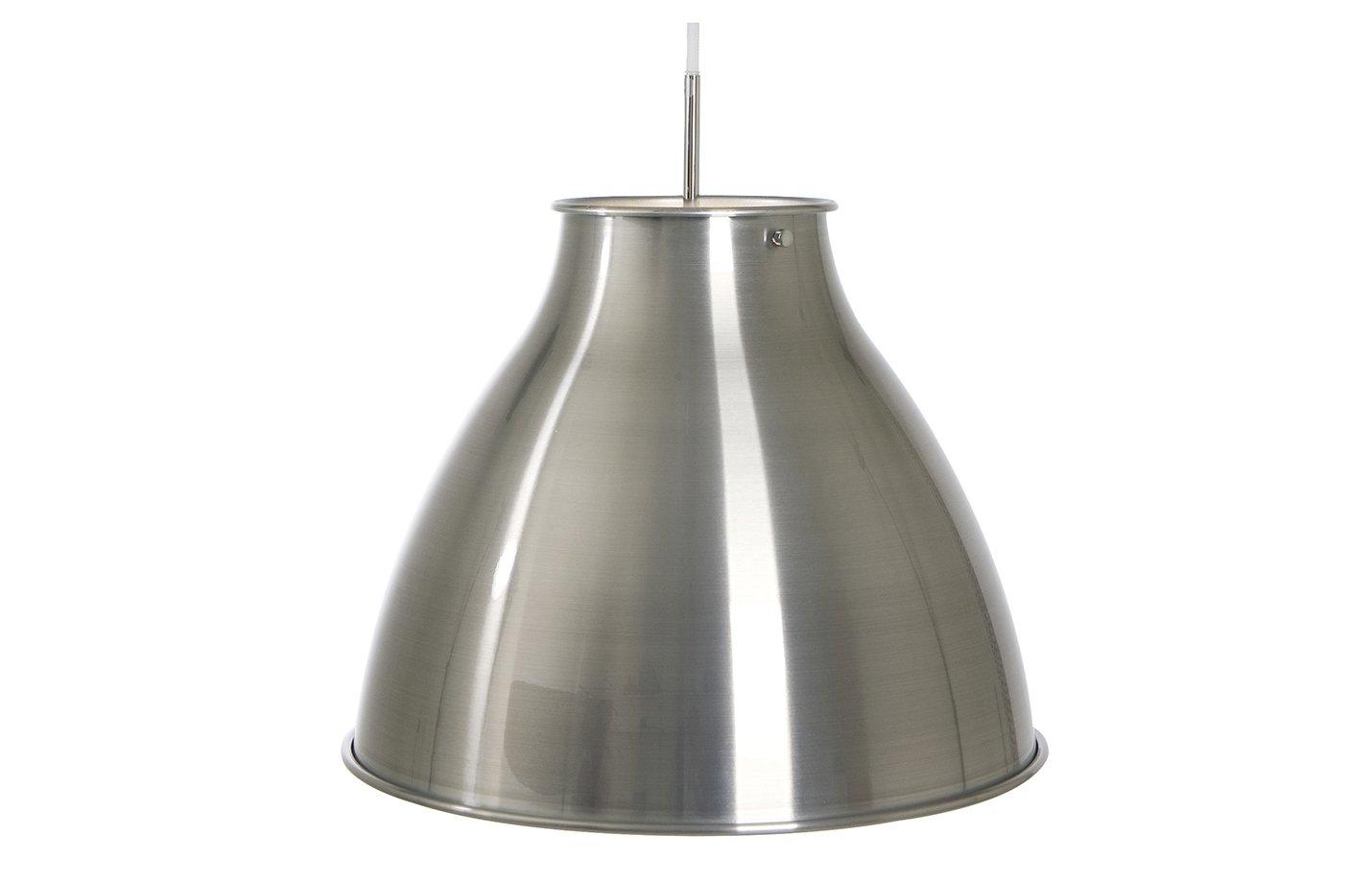 Dome pendant lamp – Aluminium