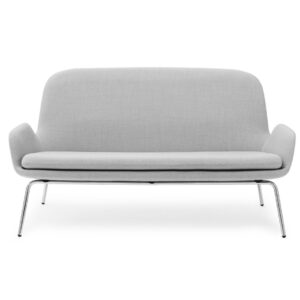 Era sofa - chrome - light grey
