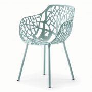 FOREST-Armchair-Light Blue