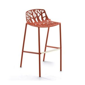 FOREST bar stool - Low-back