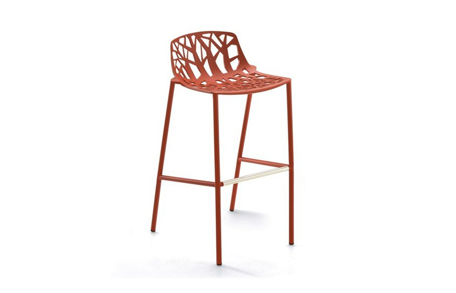 FOREST bar stool – Low-back