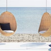 Hanging Egg Chair – Natural