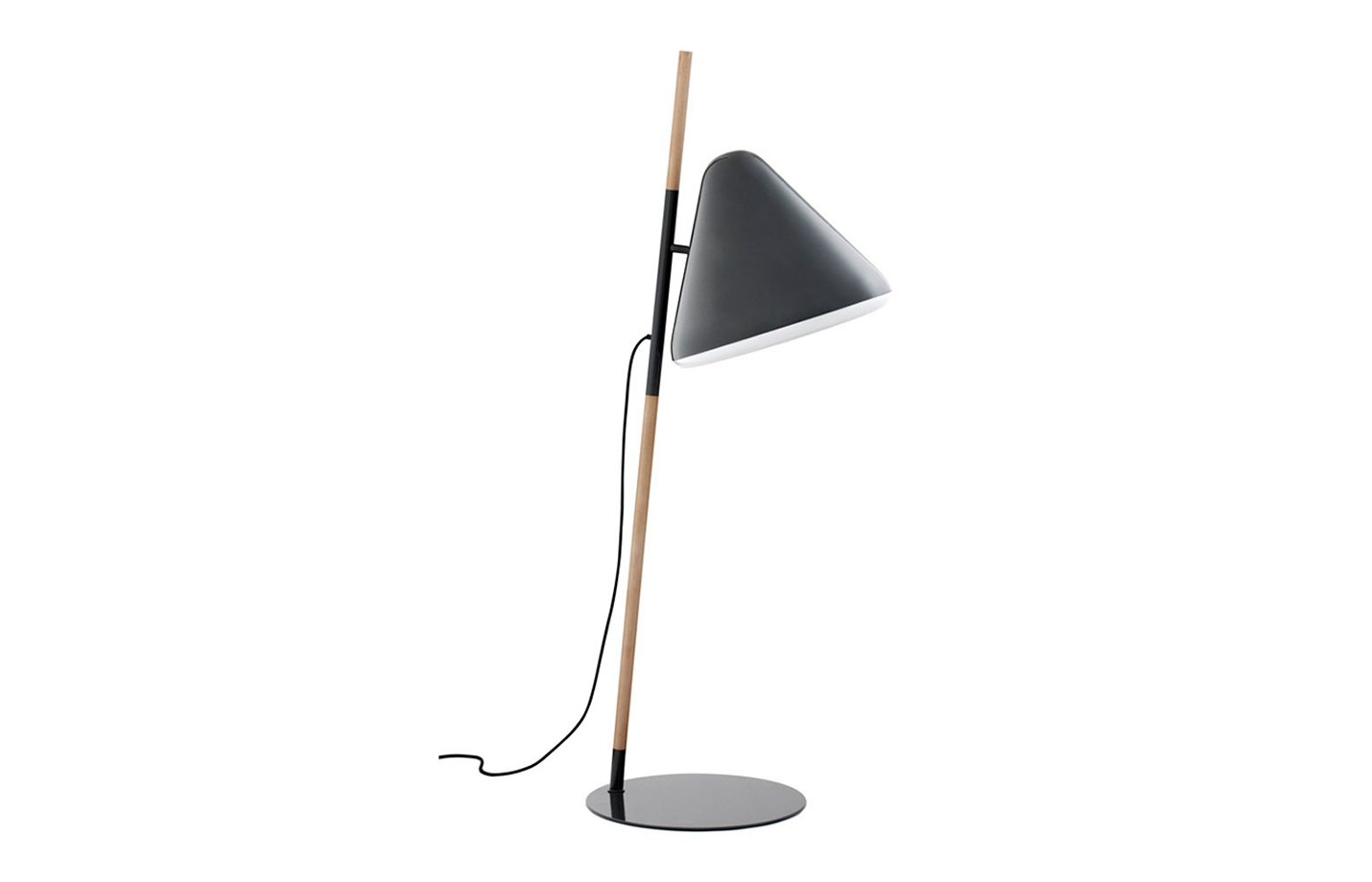 Hello floor lamp – Grey