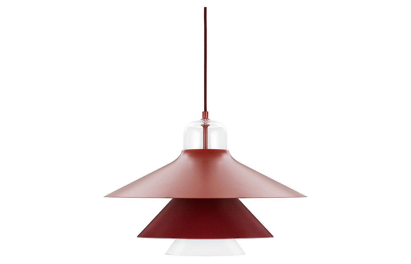 Ikono Lamp Pendant – Large – Red