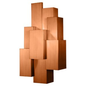 Inspiring trees wall light - Copper