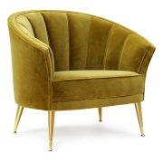 Maya-armchair-yellow