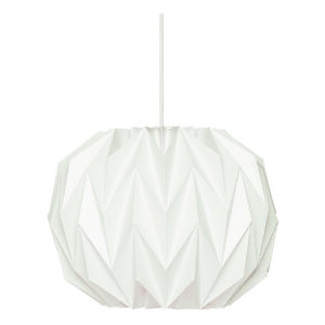 Model 157 pendant lamp - white