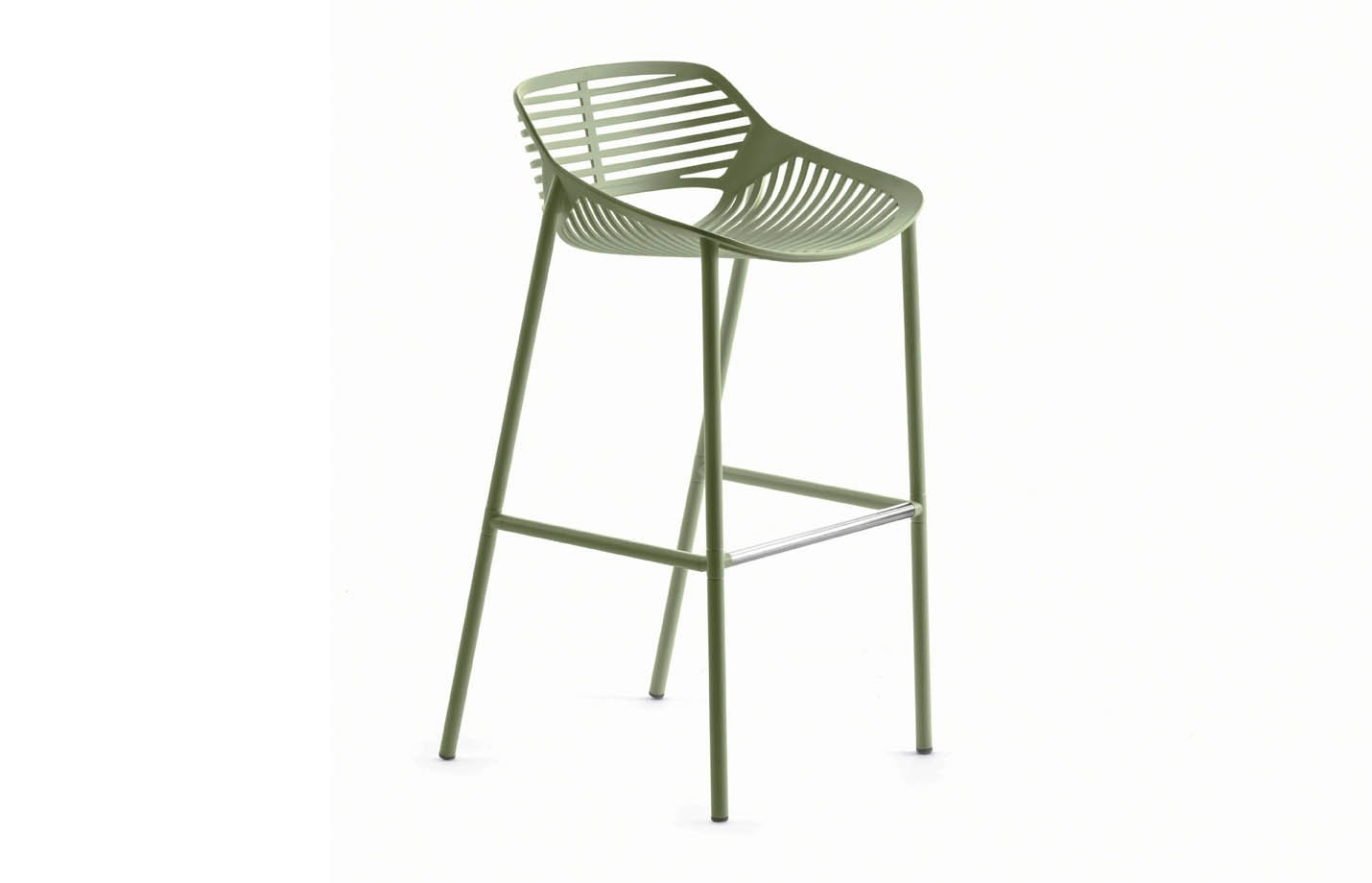 NIWA bar stool – Sage Green