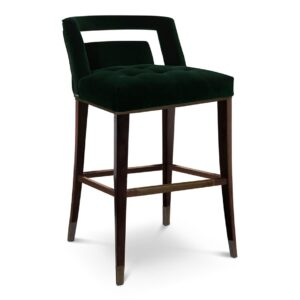 Naj bar chair - Green