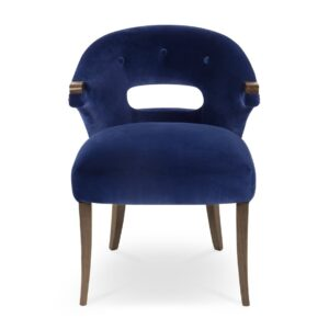 Nanook dining chair - blue
