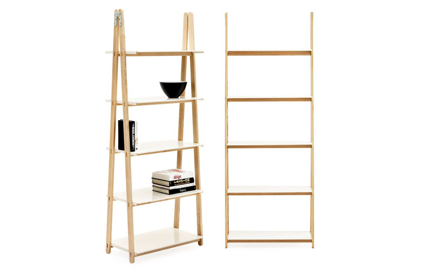 One Step Up Bookcase – High