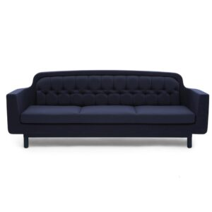 Onkel sofa three seater - blue