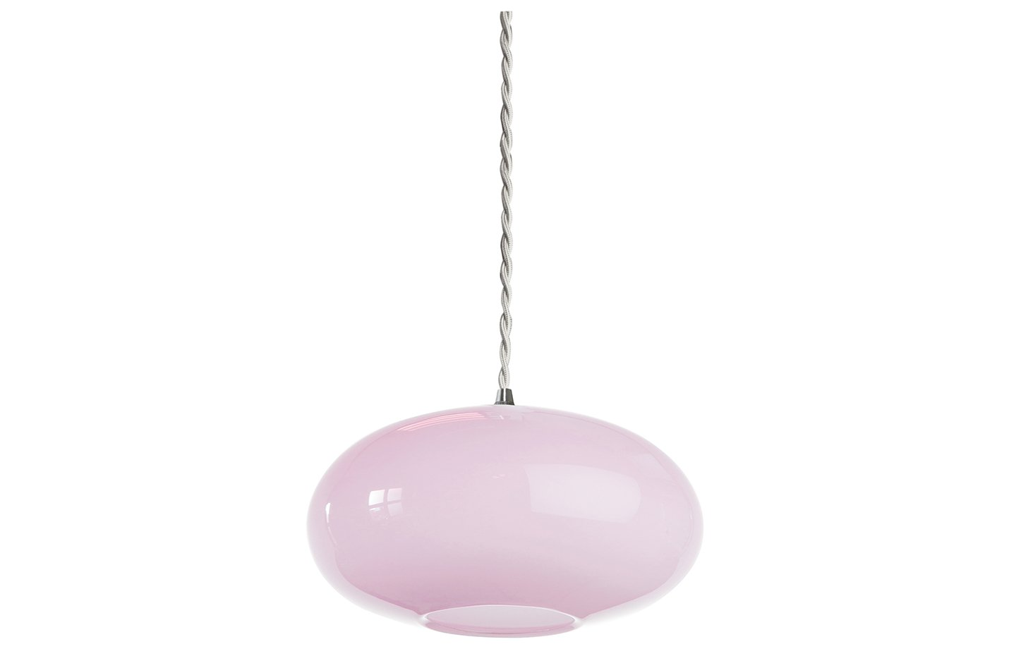 Oolong pendant lamp – Pink