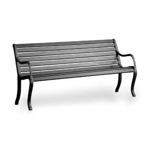 Outside-bench-fast-Black