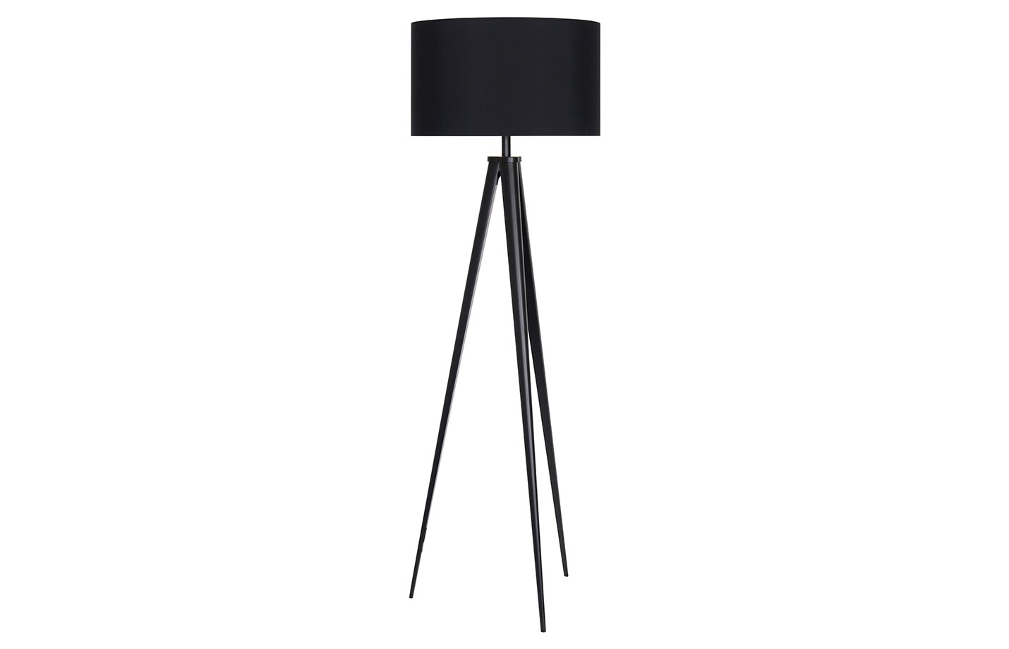 Paso basic 50 F1 Floor lamp – Black