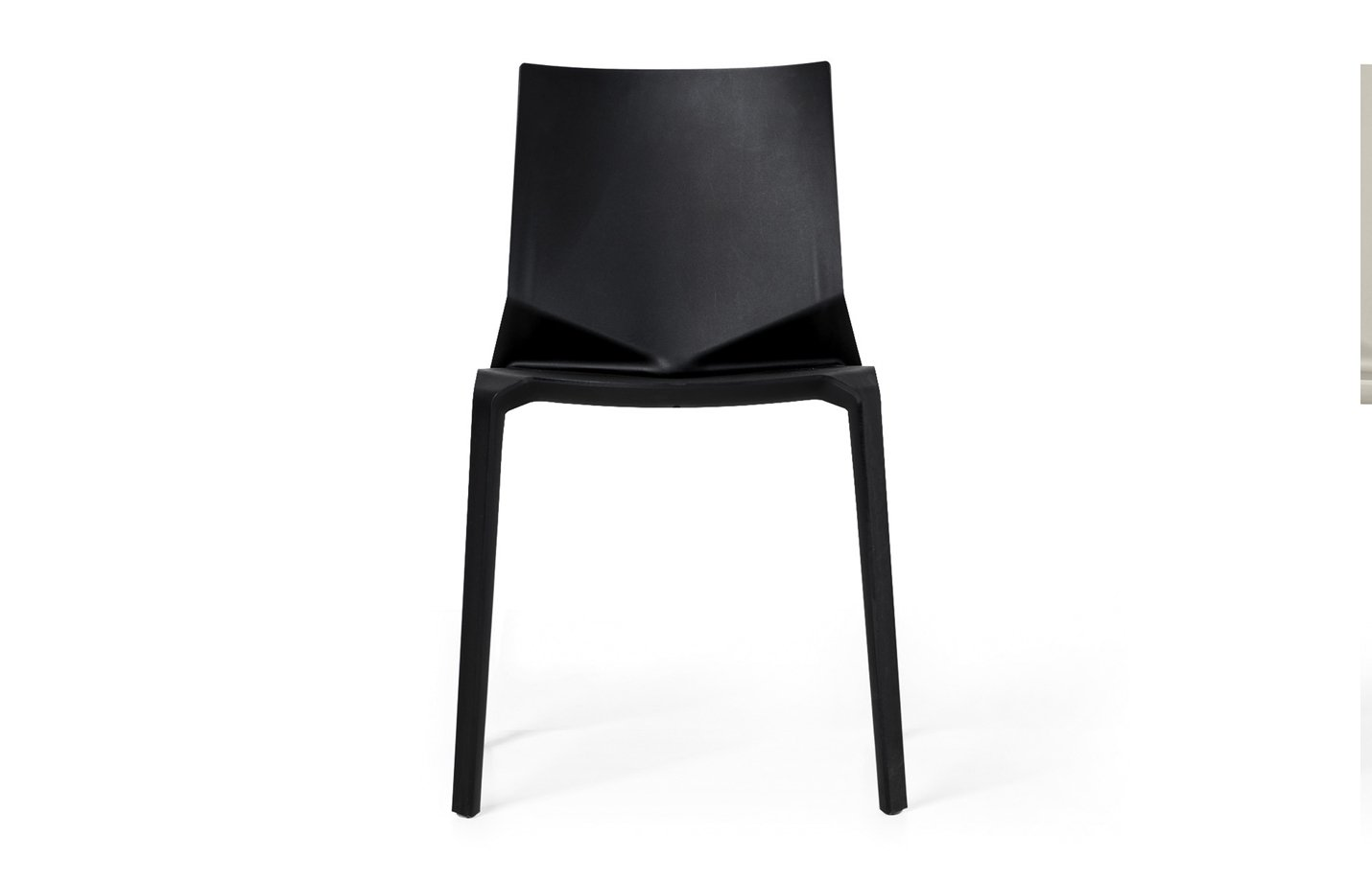 Plana chair – black