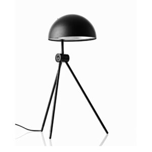 Radon table lamp - Black