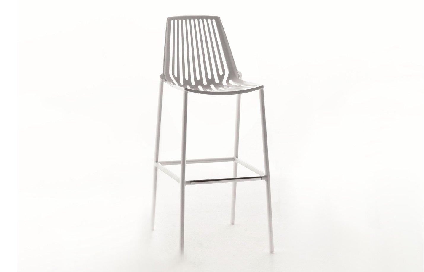 Rion Barstool – White