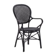 Rossini-chair-rattan-black