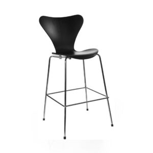 Series 7 bar stool - Black