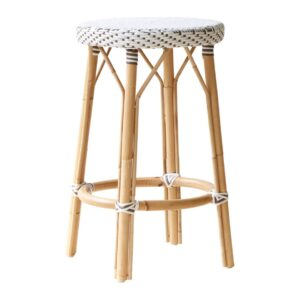 Simone-counter-stool-White