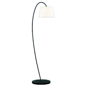 Snowdrop floor lamp - white