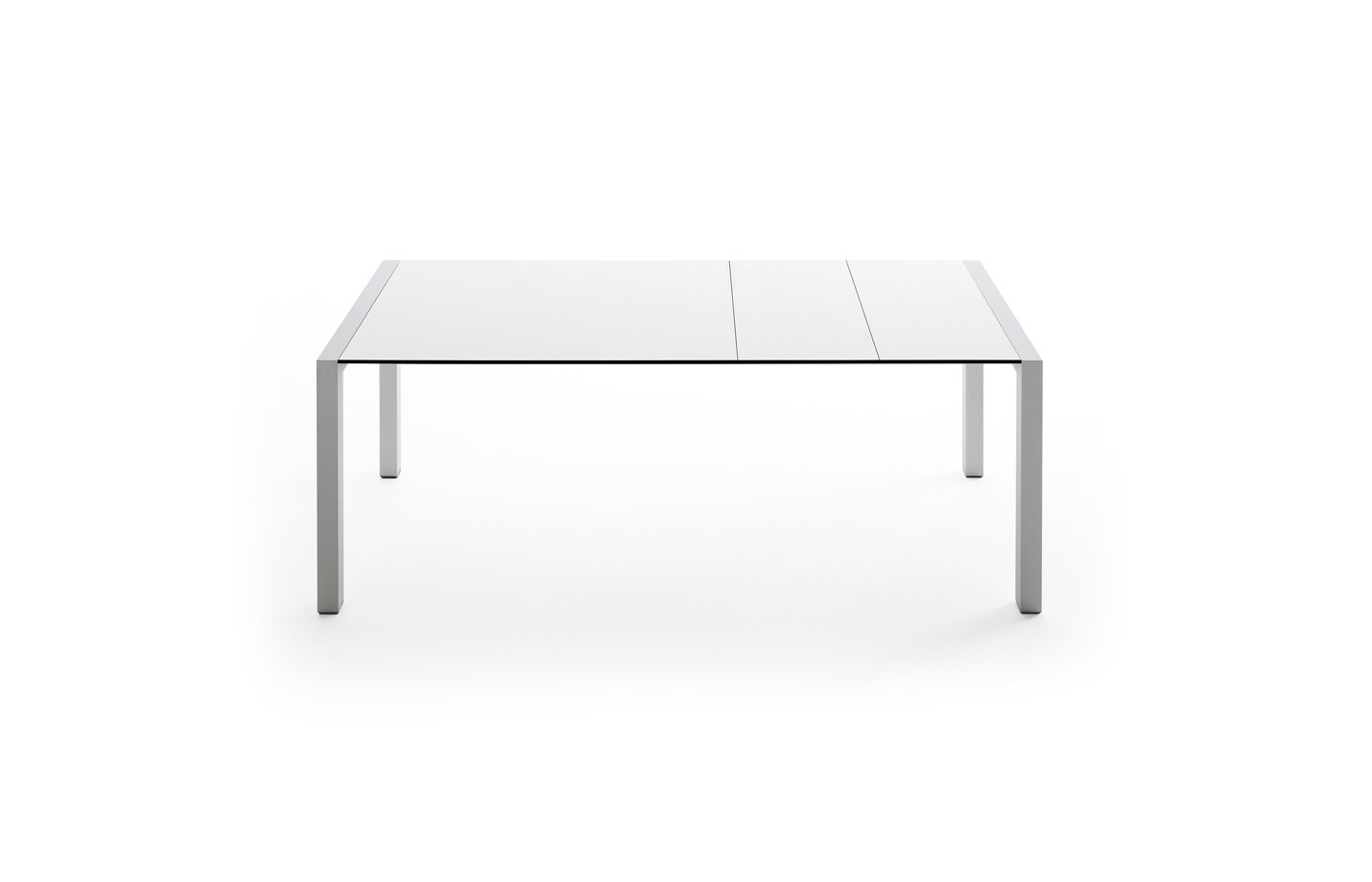Sushi table – rectangle – white