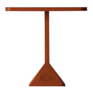 TNP table coffee - iron - red