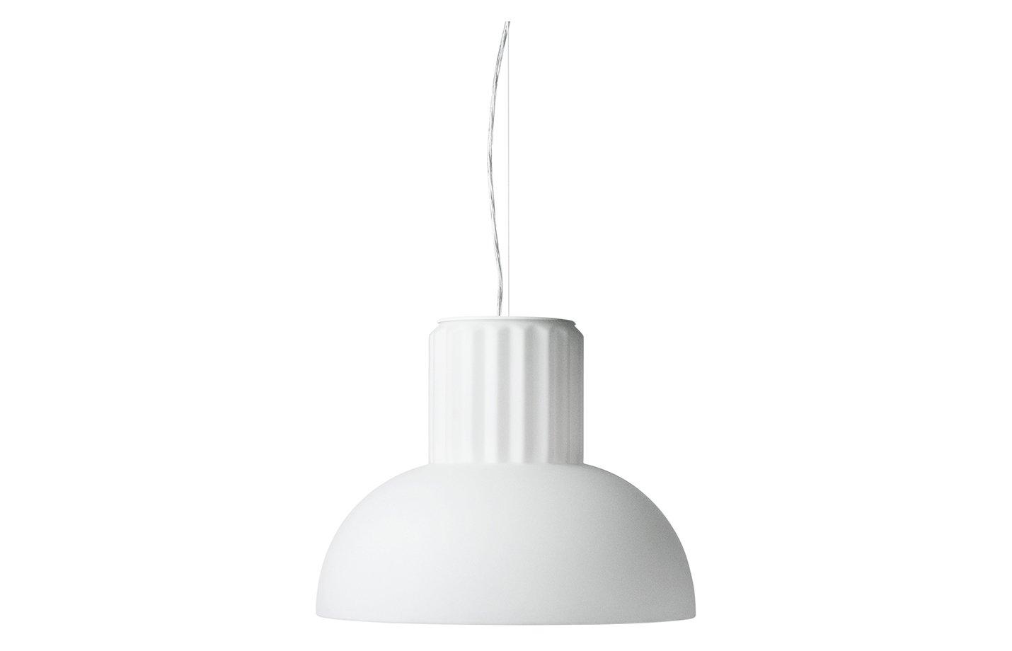 The standard pendant lamp – white