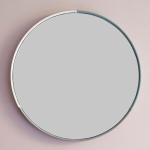 Three color Round Mirror - Grey