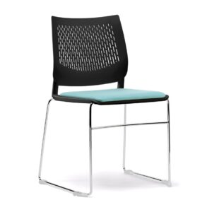 Vibe chair - seminar - black