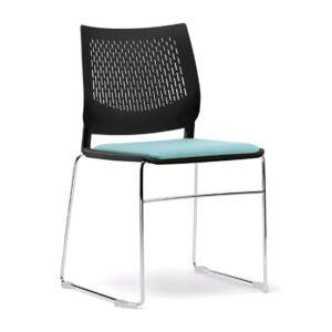 Vibe chair - seminar - black