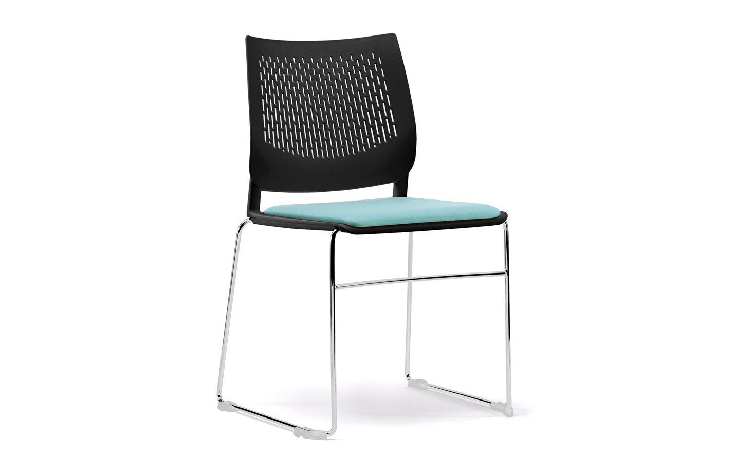 Vibe chair – seminar – black