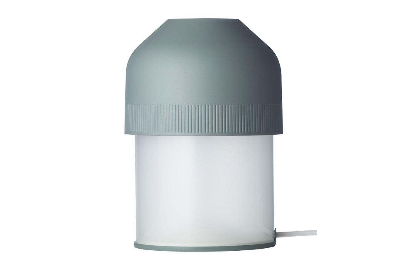 Volume table lamp – Evergreen