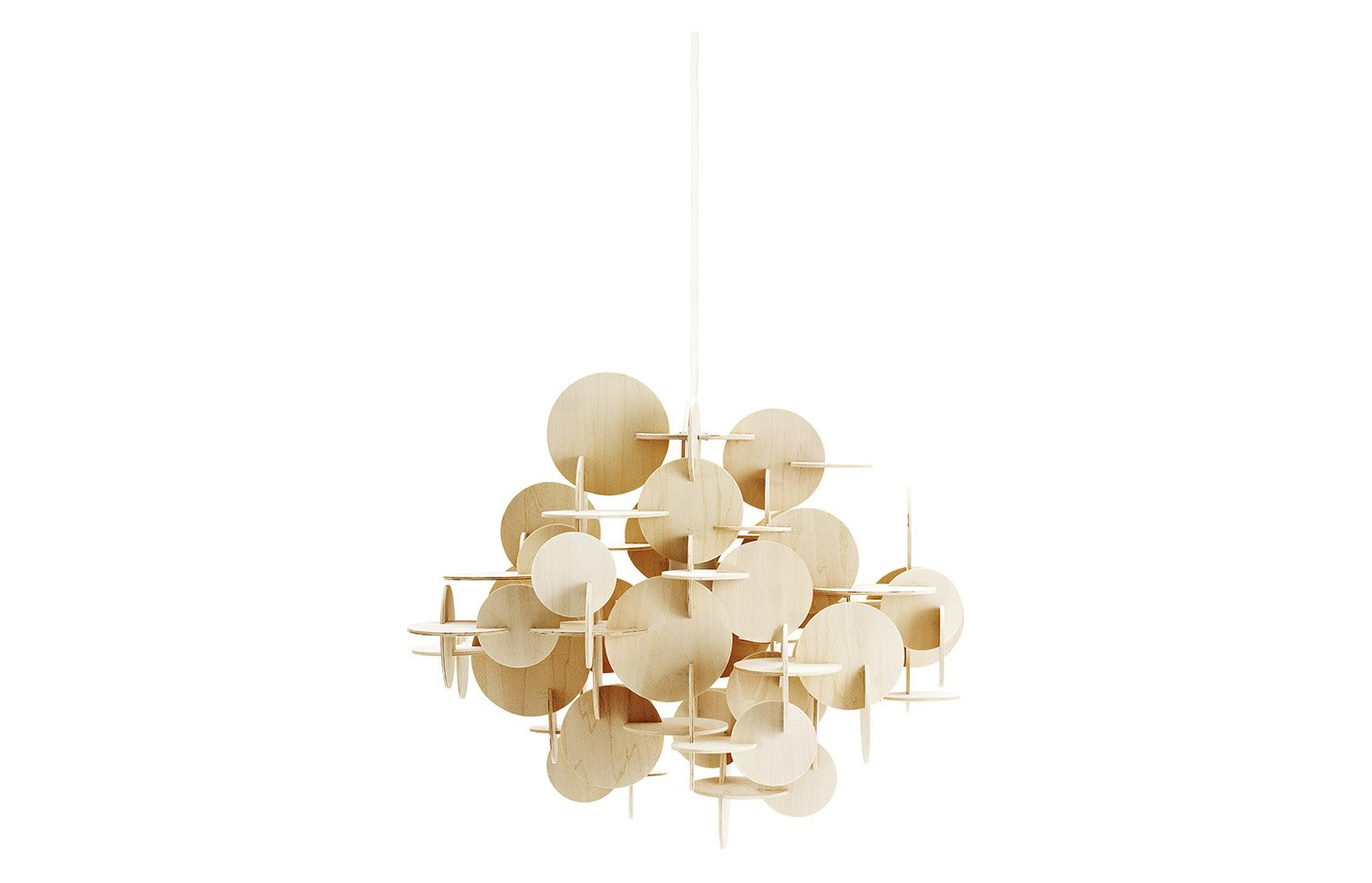 Bau Pendant Light – Nature