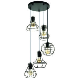 Outline Pendant Light